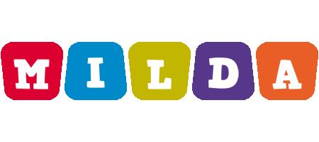 Milda kiddo logo