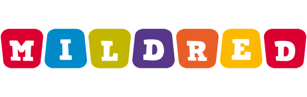 Mildred kiddo logo