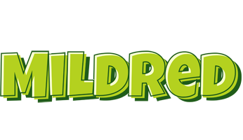 Mildred summer logo