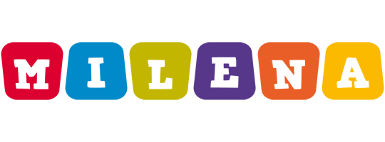 Milena daycare logo