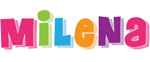 Milena friday logo