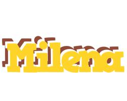 Milena hotcup logo