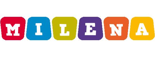 Milena kiddo logo