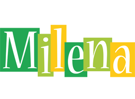 Milena lemonade logo