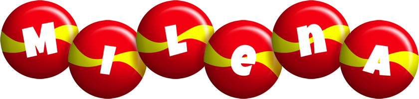 Milena spain logo