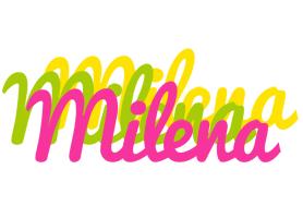 Milena sweets logo