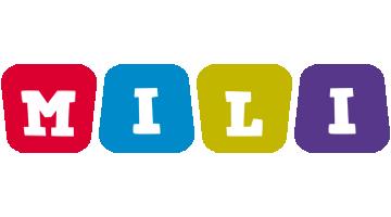 Mili daycare logo
