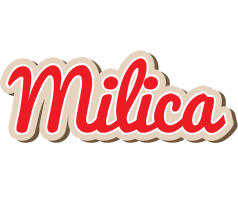 Milica chocolate logo