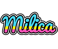 Milica circus logo