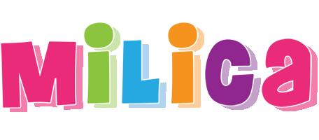 Milica friday logo