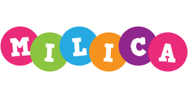 Milica friends logo