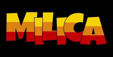 Milica jungle logo