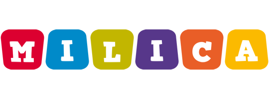 Milica kiddo logo