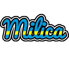 Milica sweden logo