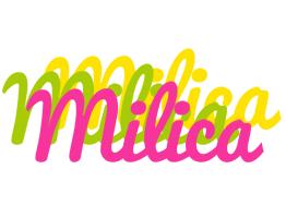 Milica sweets logo