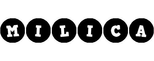 Milica tools logo