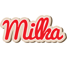 Milka chocolate logo