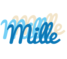 Mille breeze logo