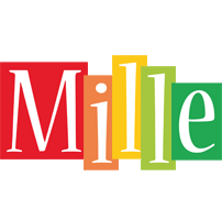 Mille colors logo