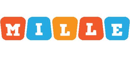 Mille comics logo