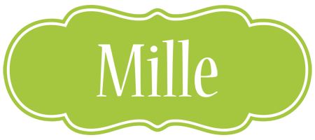 Mille family logo