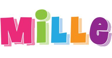 Mille friday logo