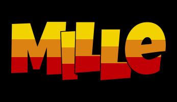 Mille jungle logo