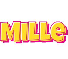 Mille kaboom logo