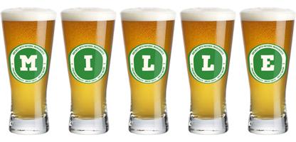 Mille lager logo