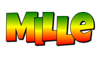 Mille mango logo