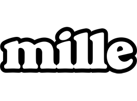Mille panda logo