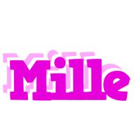 Mille rumba logo