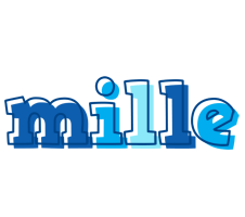 Mille sailor logo