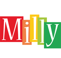 Milly colors logo