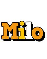 Milo cartoon logo