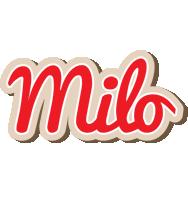 Milo chocolate logo