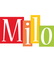 Milo colors logo
