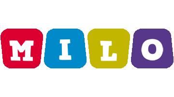 Milo daycare logo