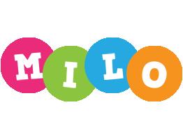 Milo friends logo