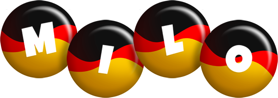 Milo german logo