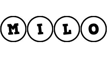 Milo handy logo