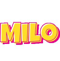 Milo kaboom logo
