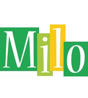 Milo lemonade logo
