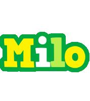 Milo soccer logo