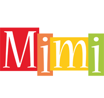 Mimi colors logo