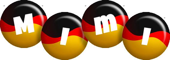 Mimi german logo