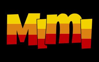Mimi jungle logo