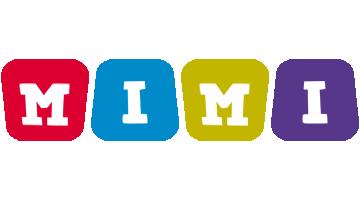 Mimi kiddo logo