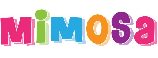 Mimosa friday logo