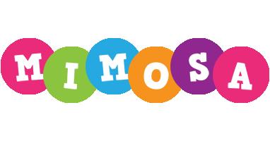 Mimosa friends logo
